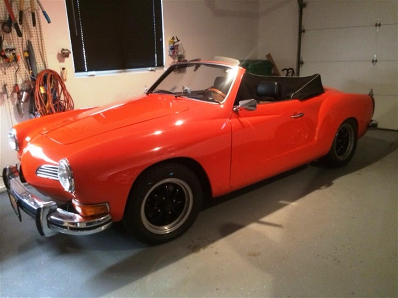 Large Picture of '74 Karmann Ghia located in Michigan - $17,000.00 - HRTY