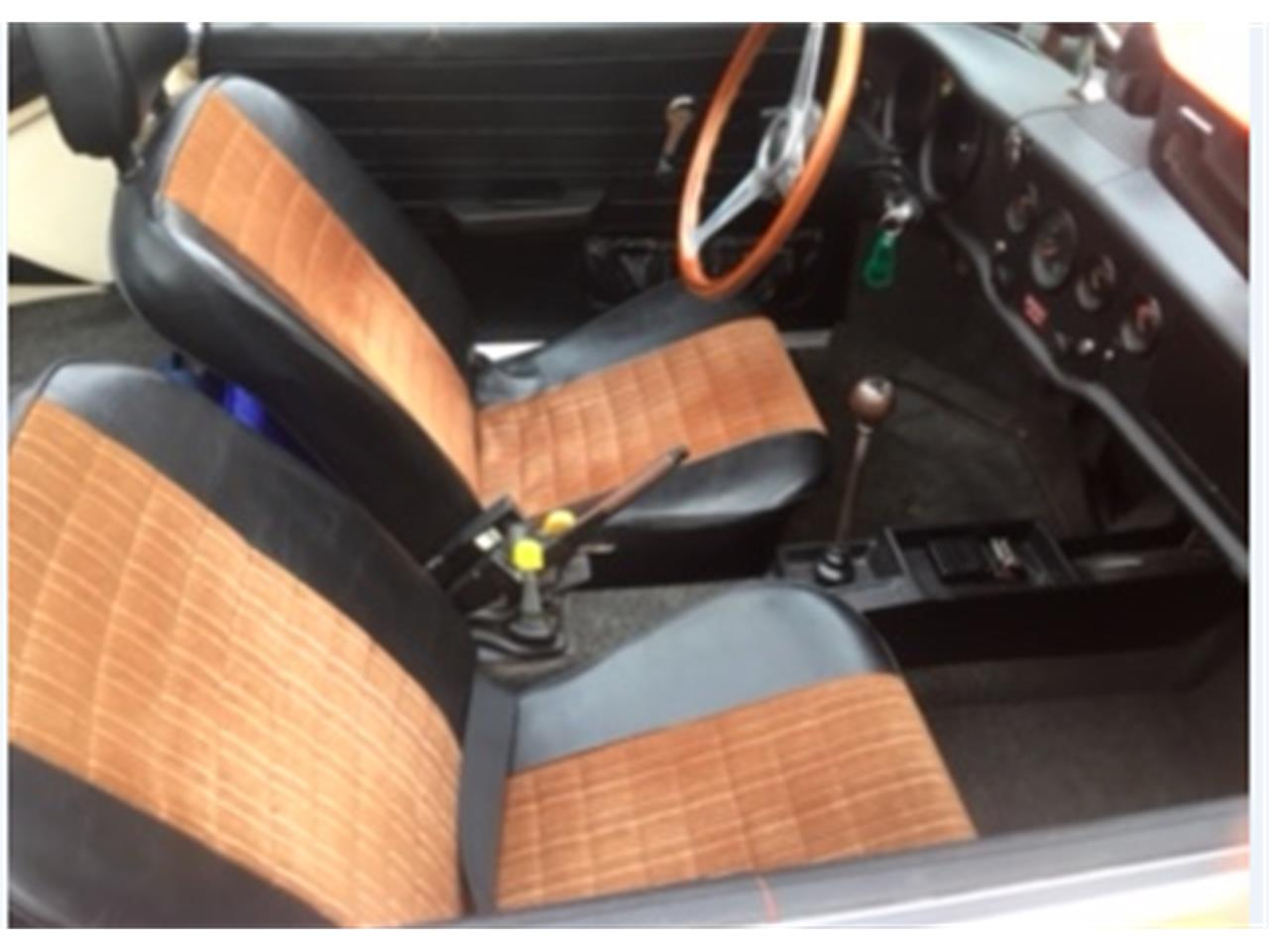 Large Picture of 1974 Volkswagen Karmann Ghia located in Michigan - $17,000.00 Offered by a Private Seller - HRTY