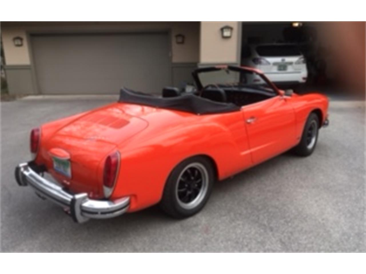 Large Picture of '74 Karmann Ghia Offered by a Private Seller - HRTY