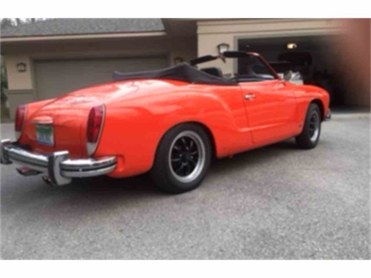 Large Picture of '74 Karmann Ghia - HRTY