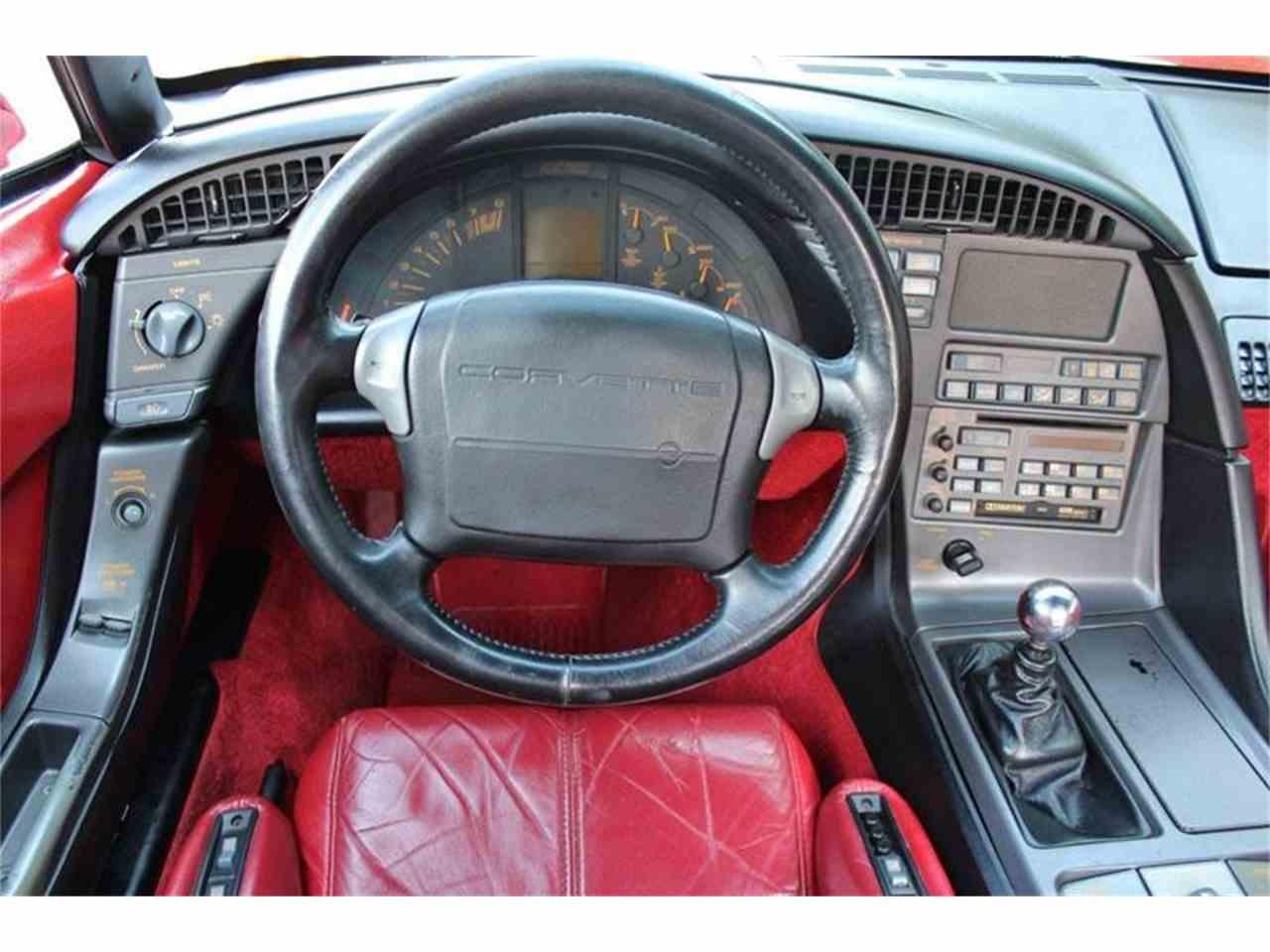Large Picture of '90 Corvette - HRWK