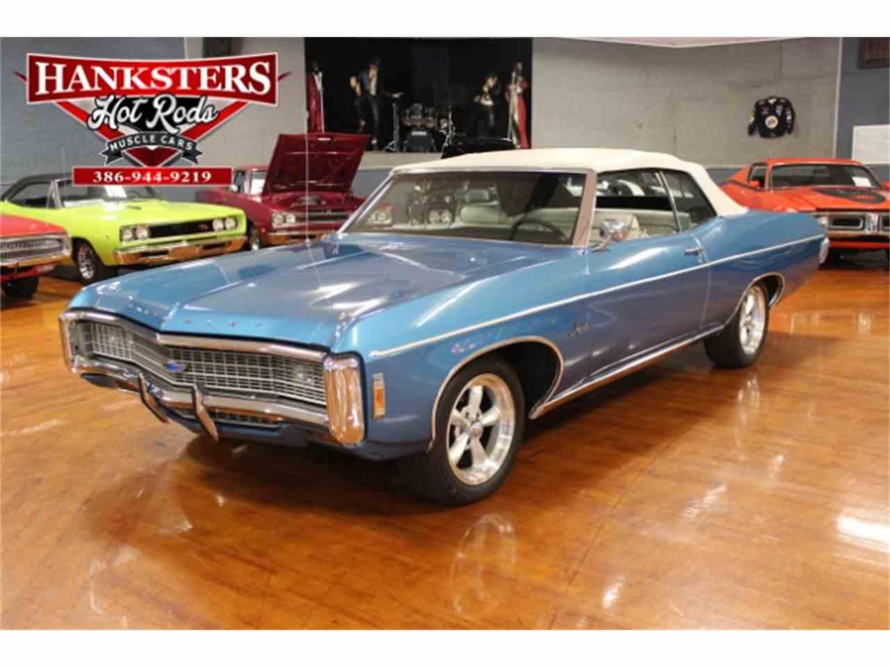 1969 Chevrolet Impala for Sale   ClassicCars.com   CC-829327