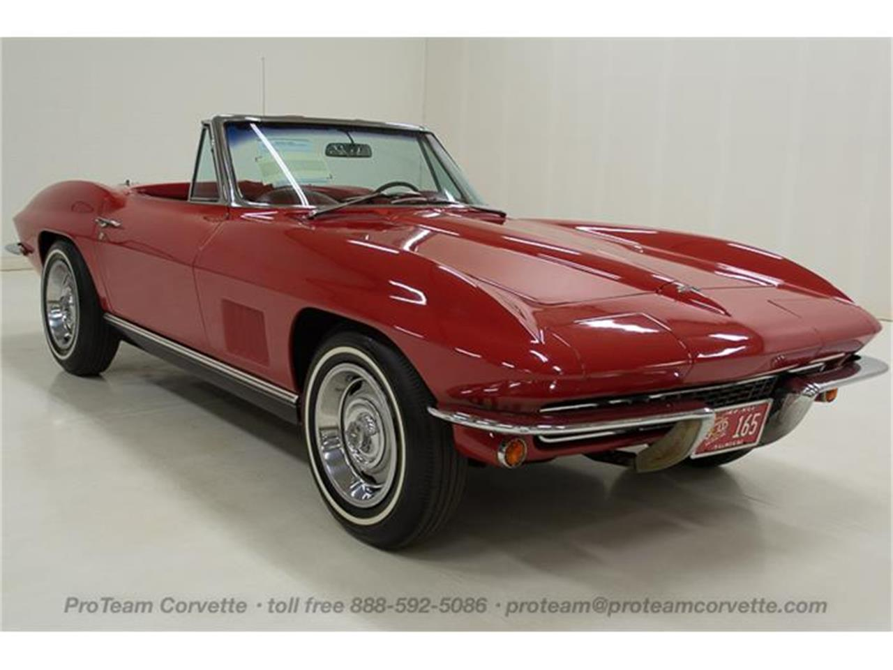 Large Picture of Classic '67 Chevrolet Corvette located in Ohio - $110,000.00 - HS2O