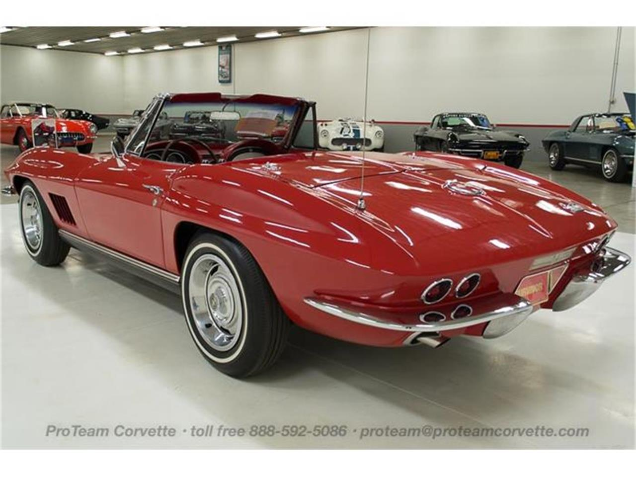 Large Picture of Classic 1967 Corvette - $110,000.00 Offered by Proteam Corvette Sales - HS2O