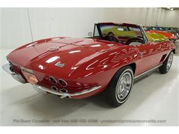 Picture of Classic '67 Chevrolet Corvette located in Napoleon Ohio - $110,000.00 Offered by Proteam Corvette Sales - HS2O