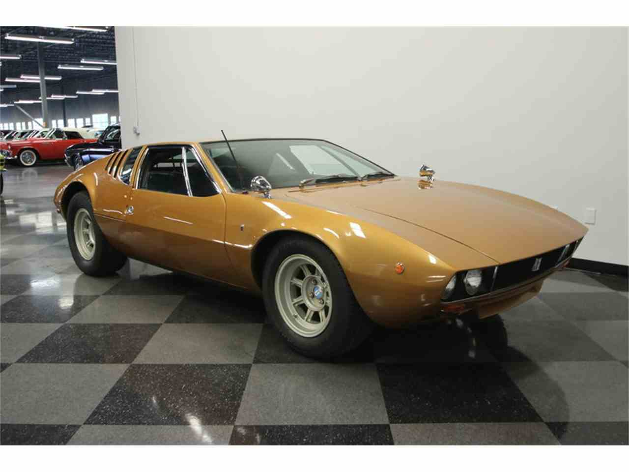 Large Picture of '69 Mangusta - HLGZ