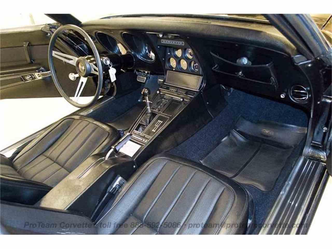 Large Picture of '69 Corvette - HSAD