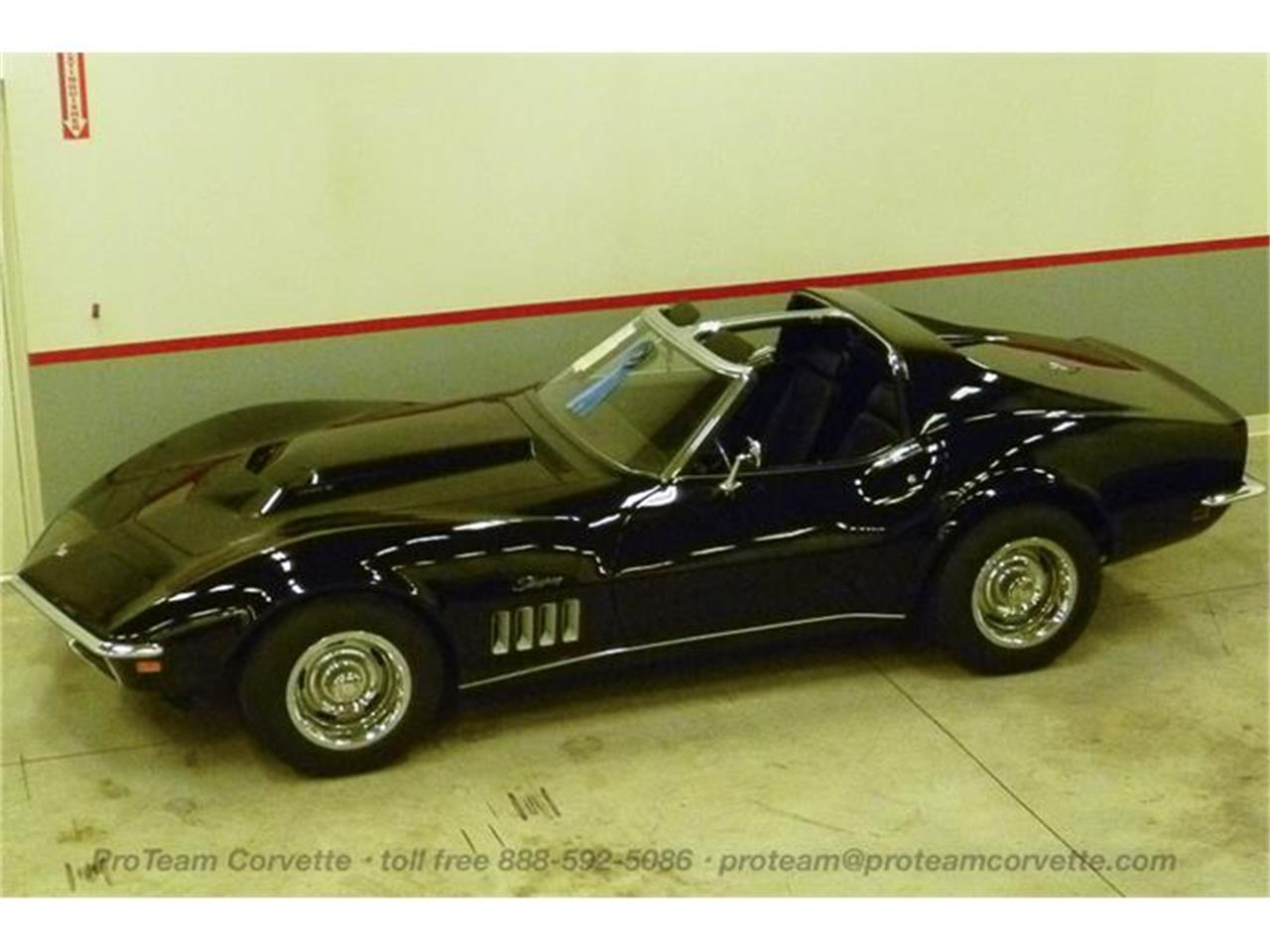 Large Picture of '69 Corvette - HSAD