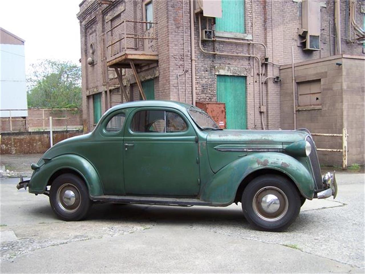 Large Picture of '37 Coupe - HTBF