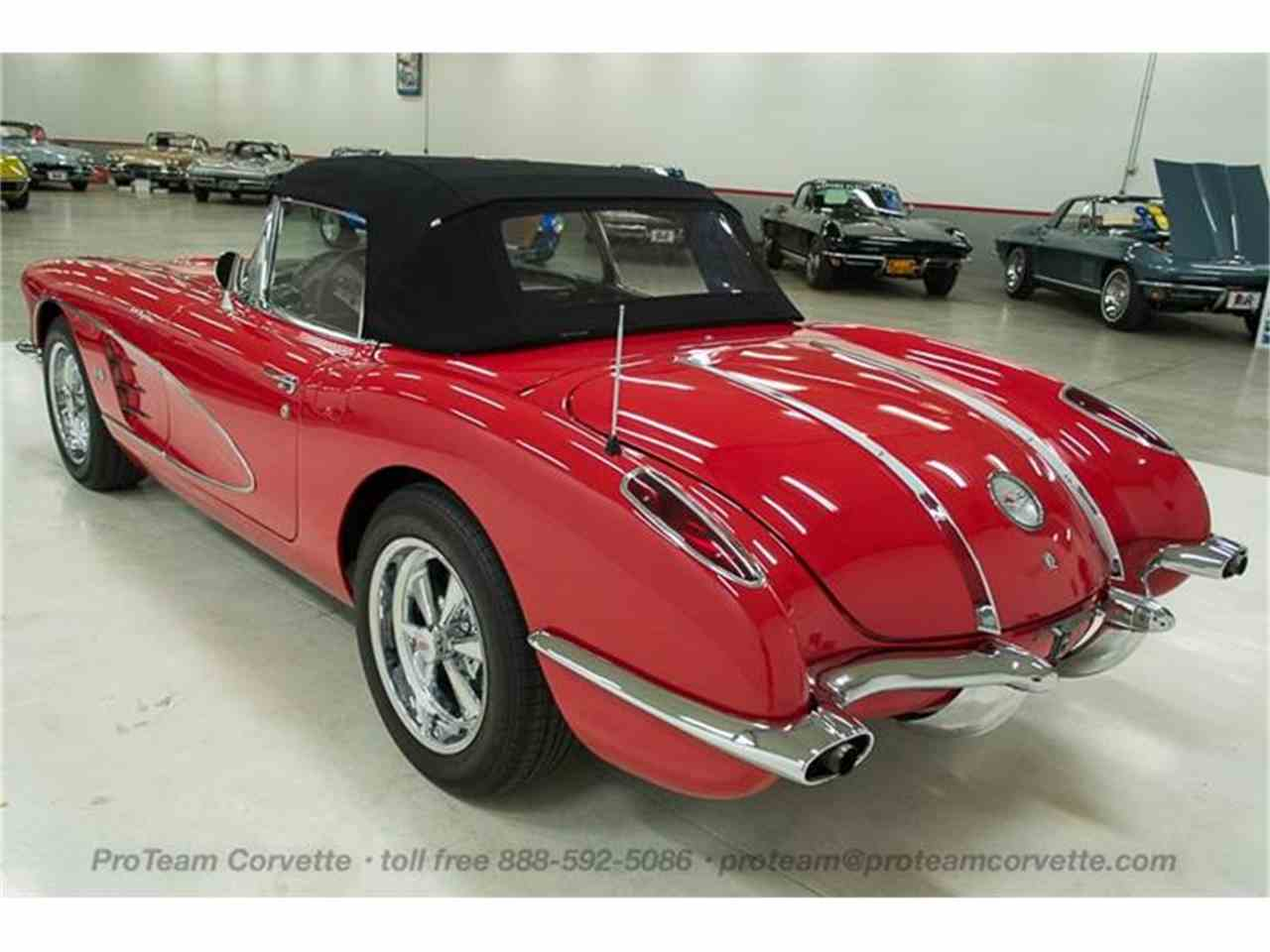 Large Picture of '58 Corvette - HSJ2