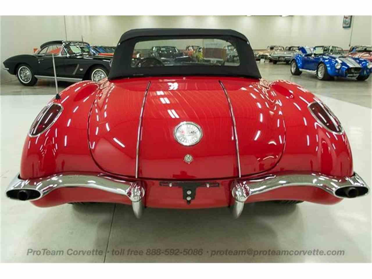 Large Picture of '58 Corvette - HSJ2