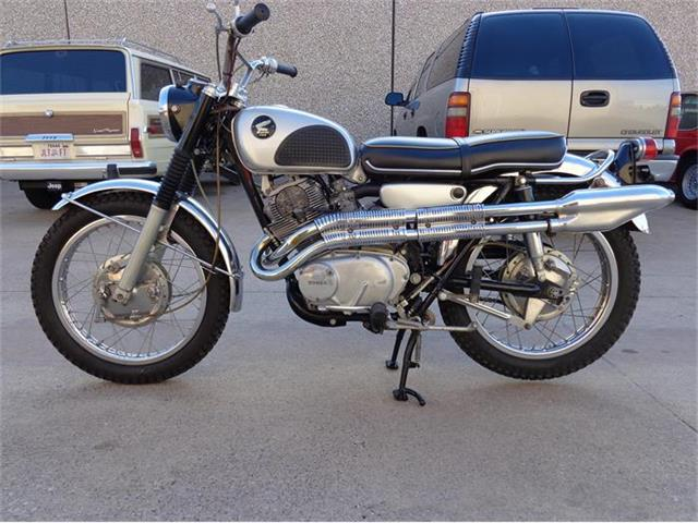 Picture of 1967 Honda CL77 located in Texas - HTFN
