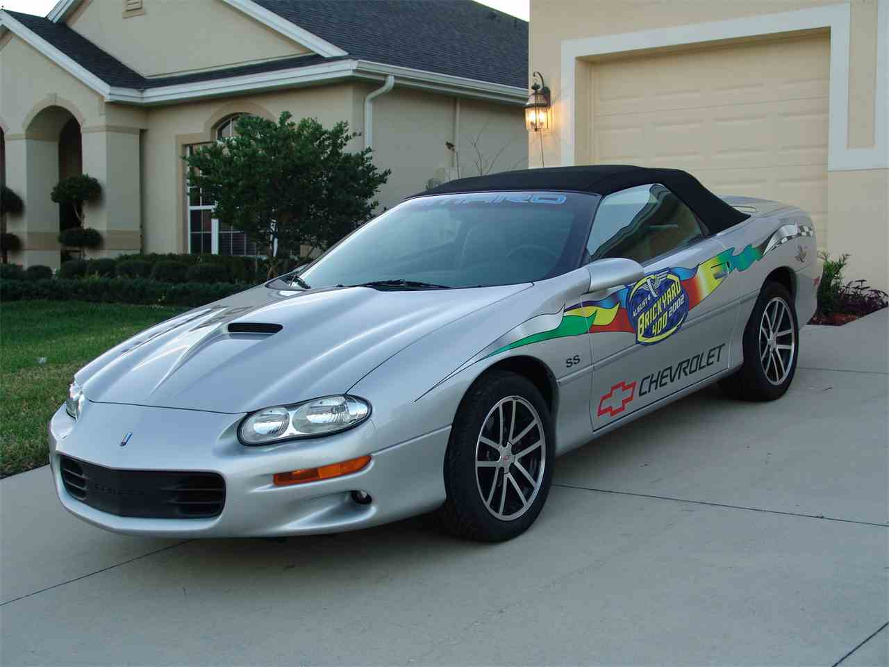 Large Picture of '02 Camaro Z28 - HTFP