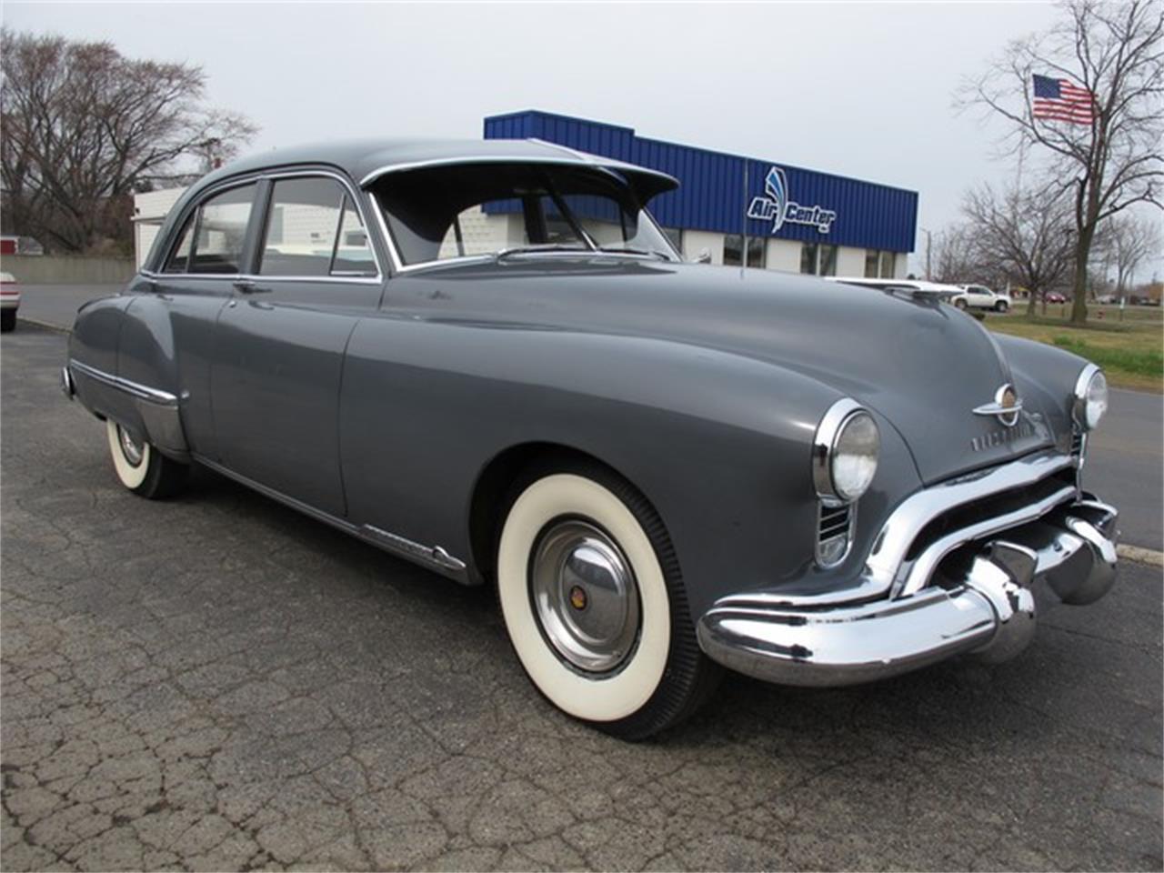 1949 Oldsmobile 98 for Sale | ClassicCars.com | CC-831431