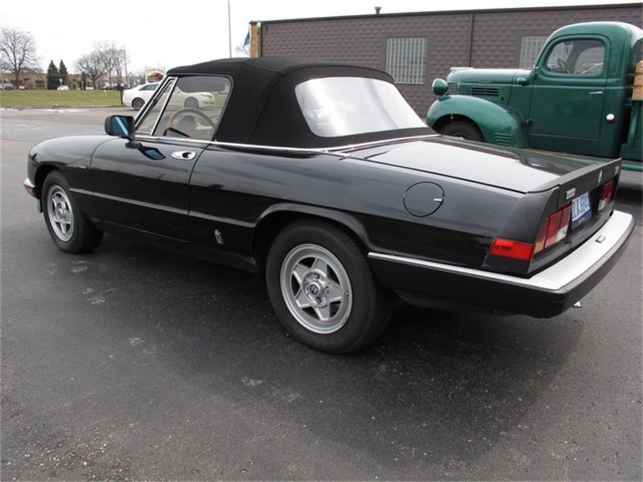 Large Picture of '85 Alfa Romeo Spider located in Troy Michigan - $11,950.00 - HTJF