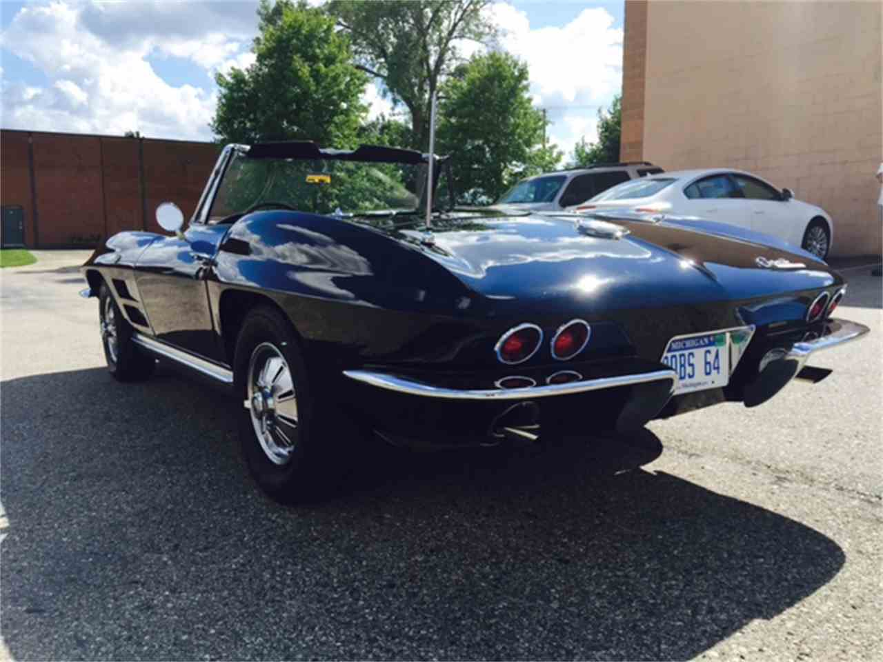 Large Picture of '64 Corvette - HTJM