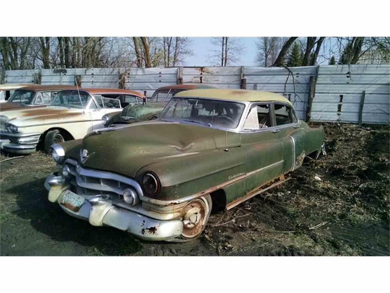 1950 Cadillac Series 62 for Sale | ClicCars.com | CC-831501