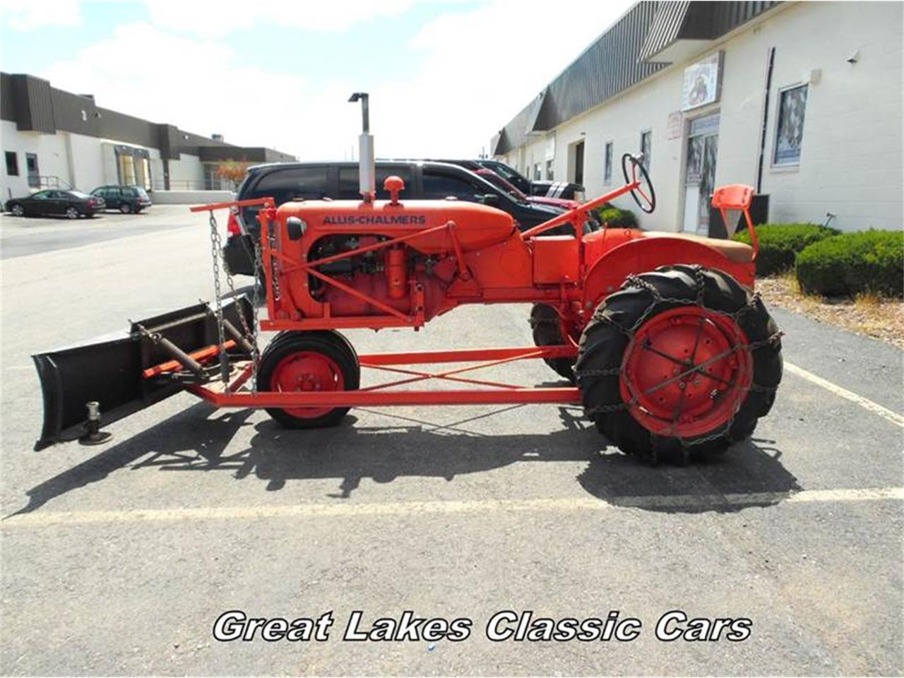 Large Picture of Classic 1941 Allis Chalmers D Offered by Great Lakes Classic Cars - HTLI