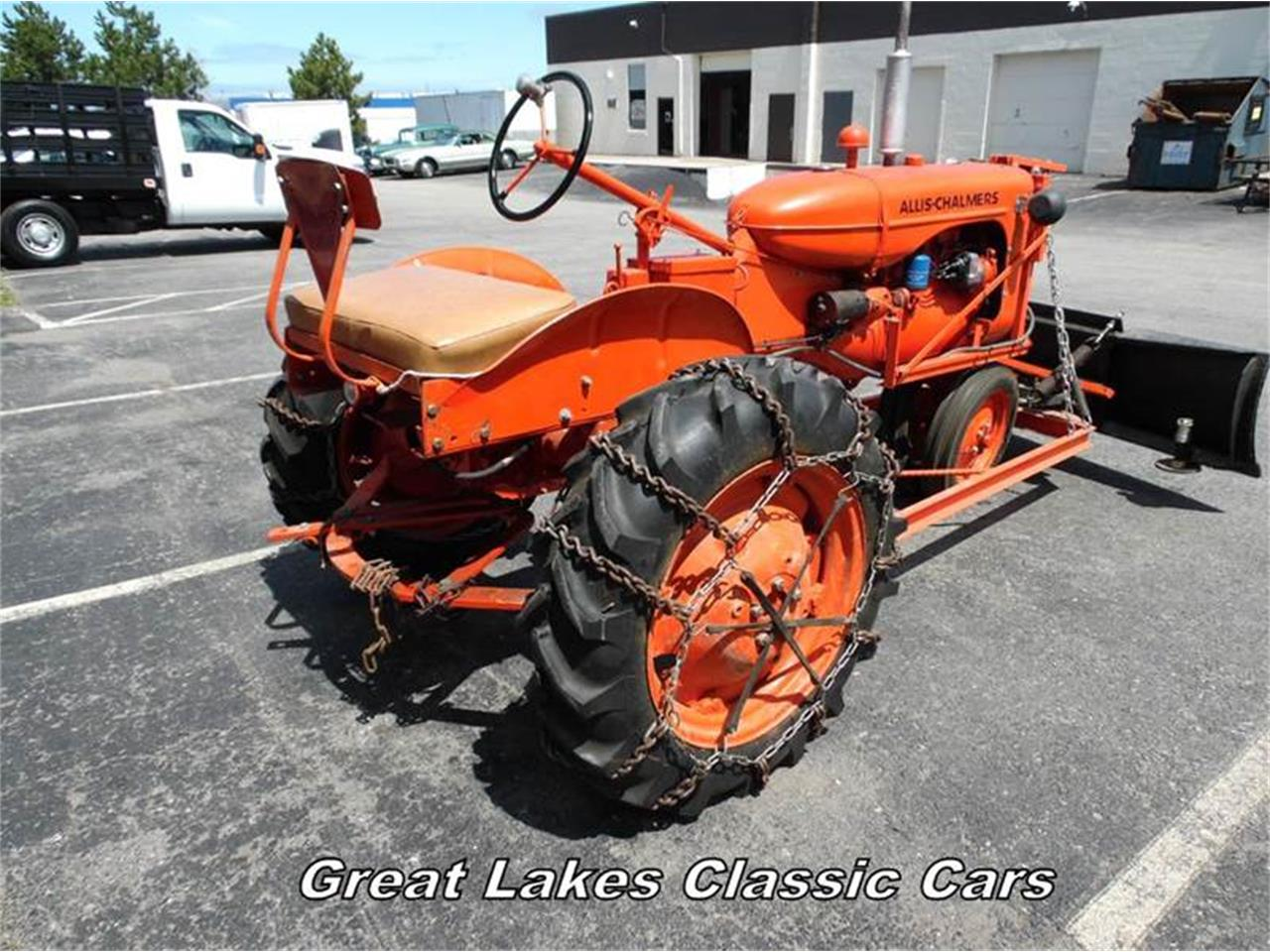 Large Picture of 1941 Allis Chalmers D Offered by Great Lakes Classic Cars - HTLI