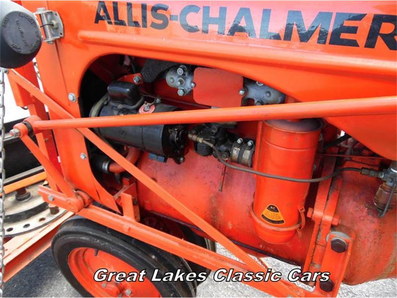 Large Picture of '41 Allis Chalmers D located in New York - HTLI