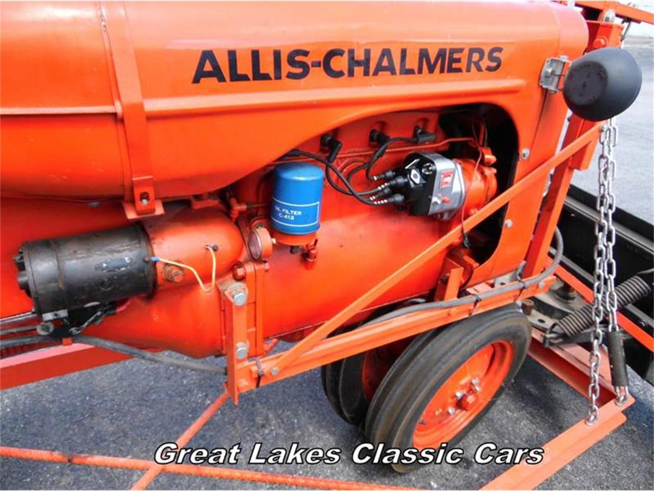 Large Picture of '41 Allis Chalmers D - $2,495.00 Offered by Great Lakes Classic Cars - HTLI