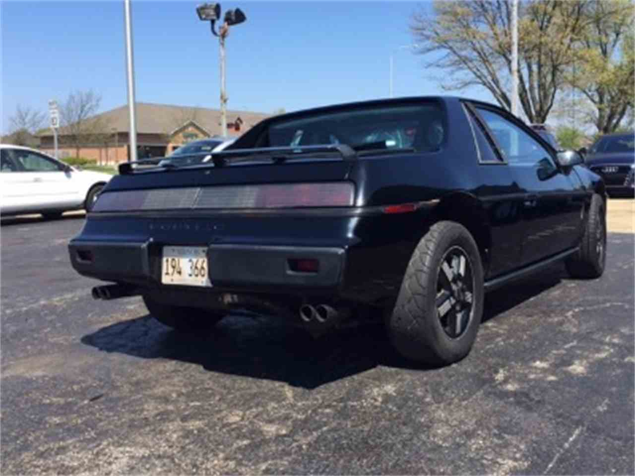 Large Picture of '84 Fiero - HTOF