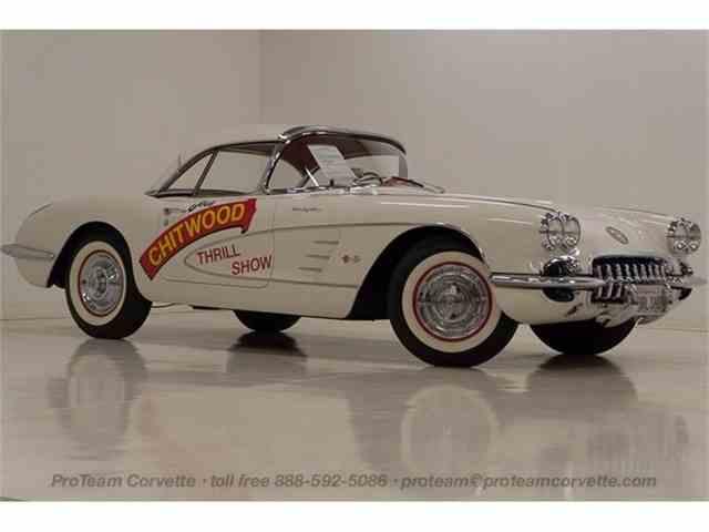 Picture of '58 Corvette - HSLN
