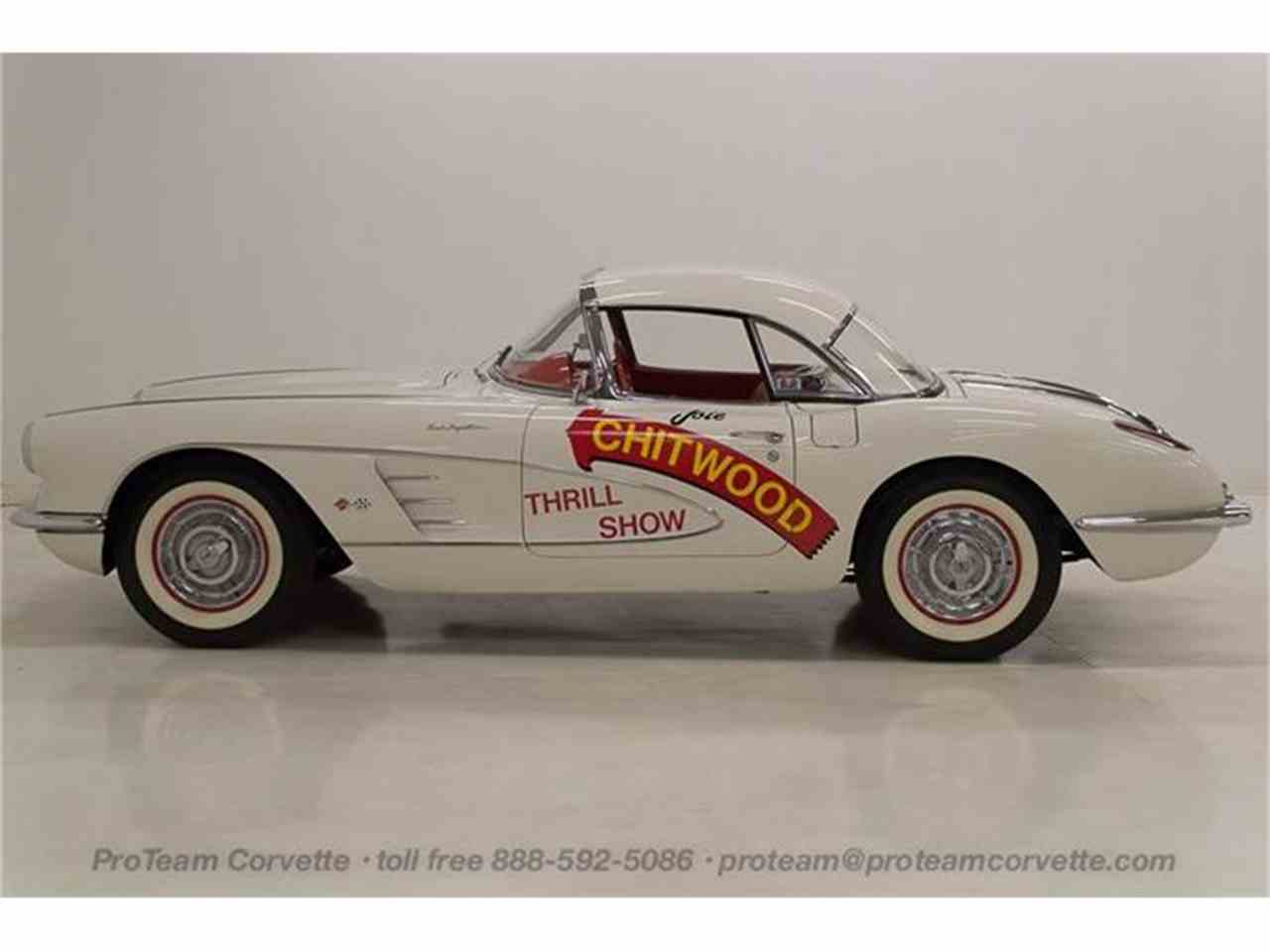 Large Picture of Classic 1958 Chevrolet Corvette - $300,000.00 - HSLN