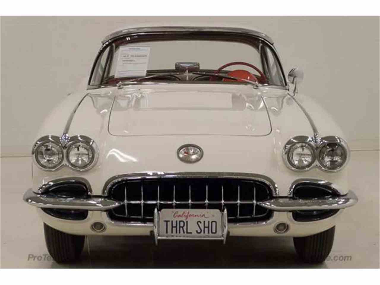 Large Picture of Classic '58 Chevrolet Corvette - $300,000.00 - HSLN