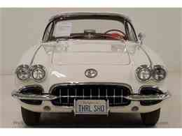 Picture of 1958 Corvette - $300,000.00 Offered by Proteam Corvette Sales - HSLN