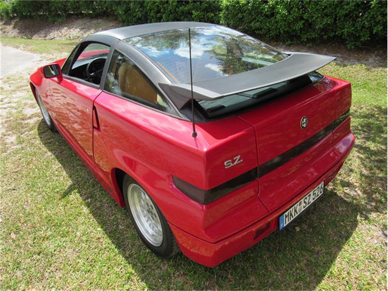 Large Picture of '91 Alfa Romeo SZ located in Sarasota Florida Offered by Vintage Motors Sarasota - HU7U