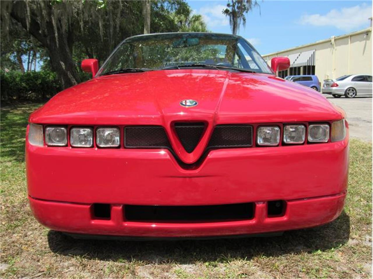 Large Picture of '91 Alfa Romeo SZ - HU7U
