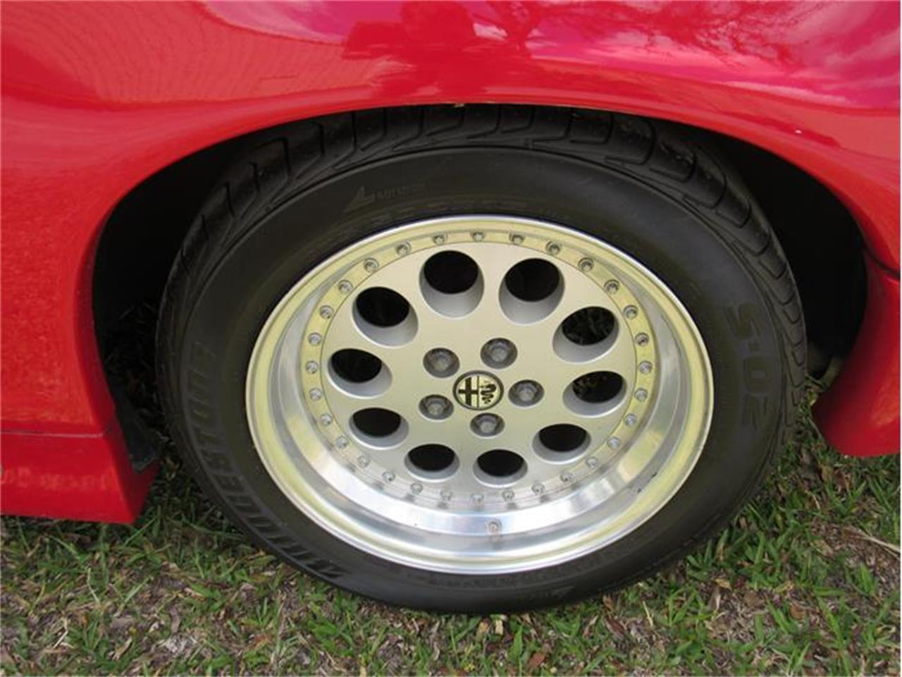 Large Picture of '91 Alfa Romeo SZ located in Florida Offered by Vintage Motors Sarasota - HU7U