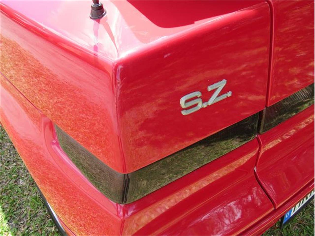 Large Picture of 1991 SZ located in Sarasota Florida Offered by Vintage Motors Sarasota - HU7U