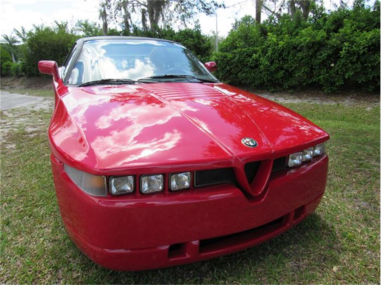 Large Picture of '91 Alfa Romeo SZ - $139,900.00 Offered by Vintage Motors Sarasota - HU7U