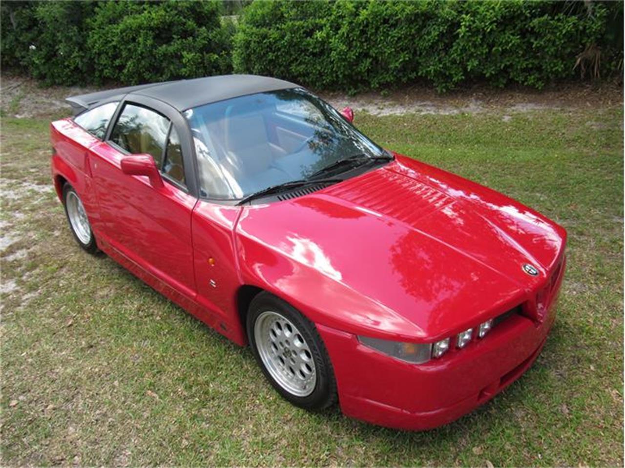 Large Picture of 1991 Alfa Romeo SZ - $139,900.00 - HU7U