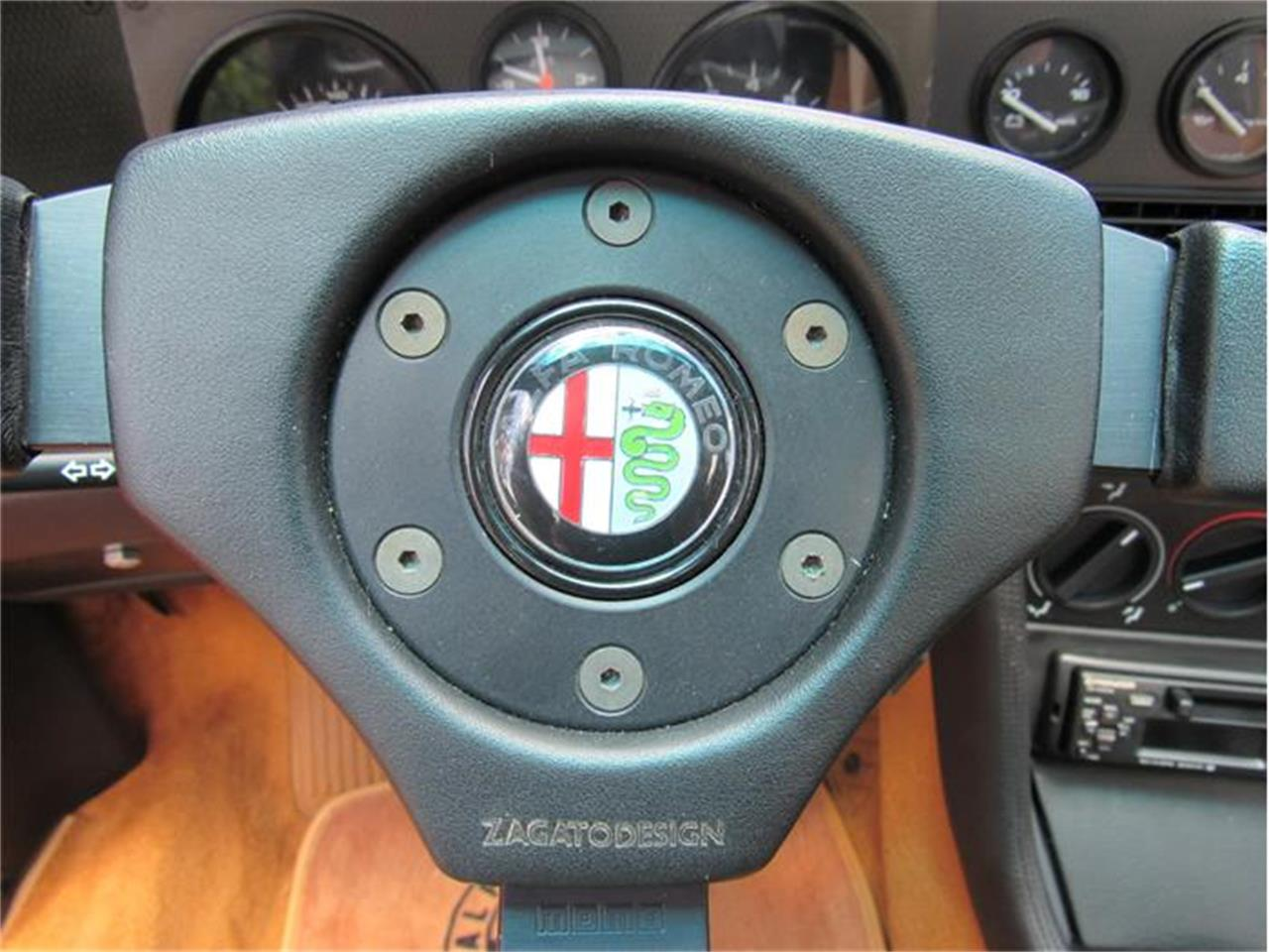 Large Picture of '91 Alfa Romeo SZ located in Sarasota Florida - HU7U