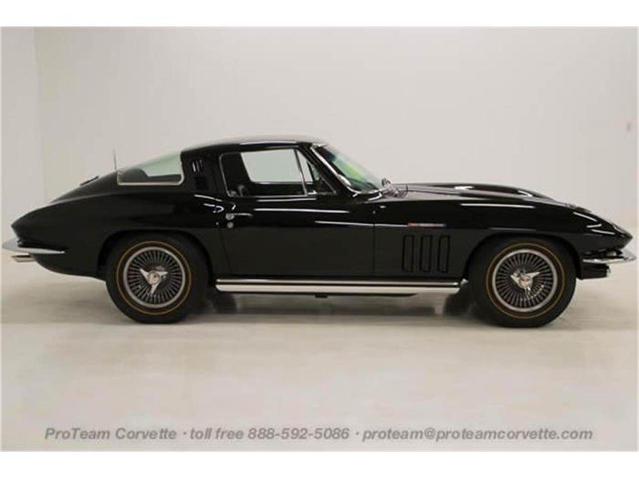 Large Picture of '65 Corvette - HSMF