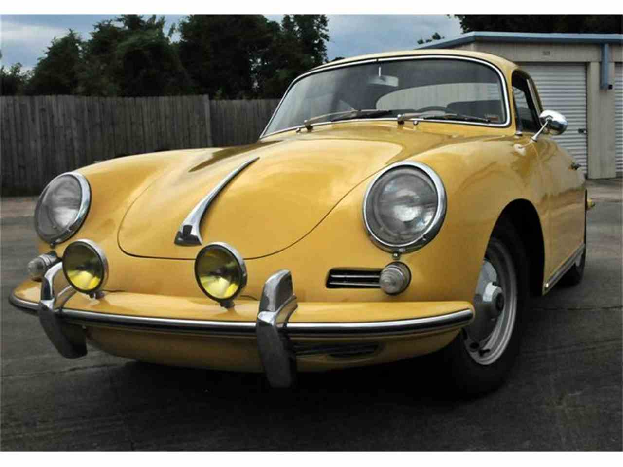 1962 Porsche 356B for Sale | ClicCars.com | CC-830266
