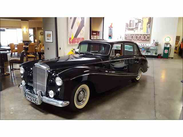 Picture of Classic 1959 Bentley S1 Empress Auction Vehicle - HUHG