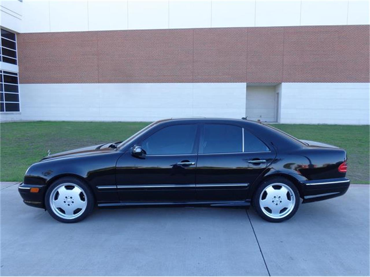 Large Picture of '01 E55 - $12,200.00 - HUJ9