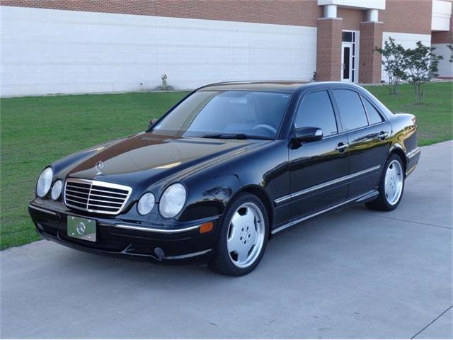 Picture of '01 E55 located in Texas - $12,200.00 Offered by  - HUJ9