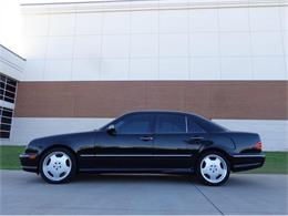 Picture of '01 Mercedes-Benz E55 - $12,200.00 Offered by Enthusiast Motor Cars of Texas - HUJ9