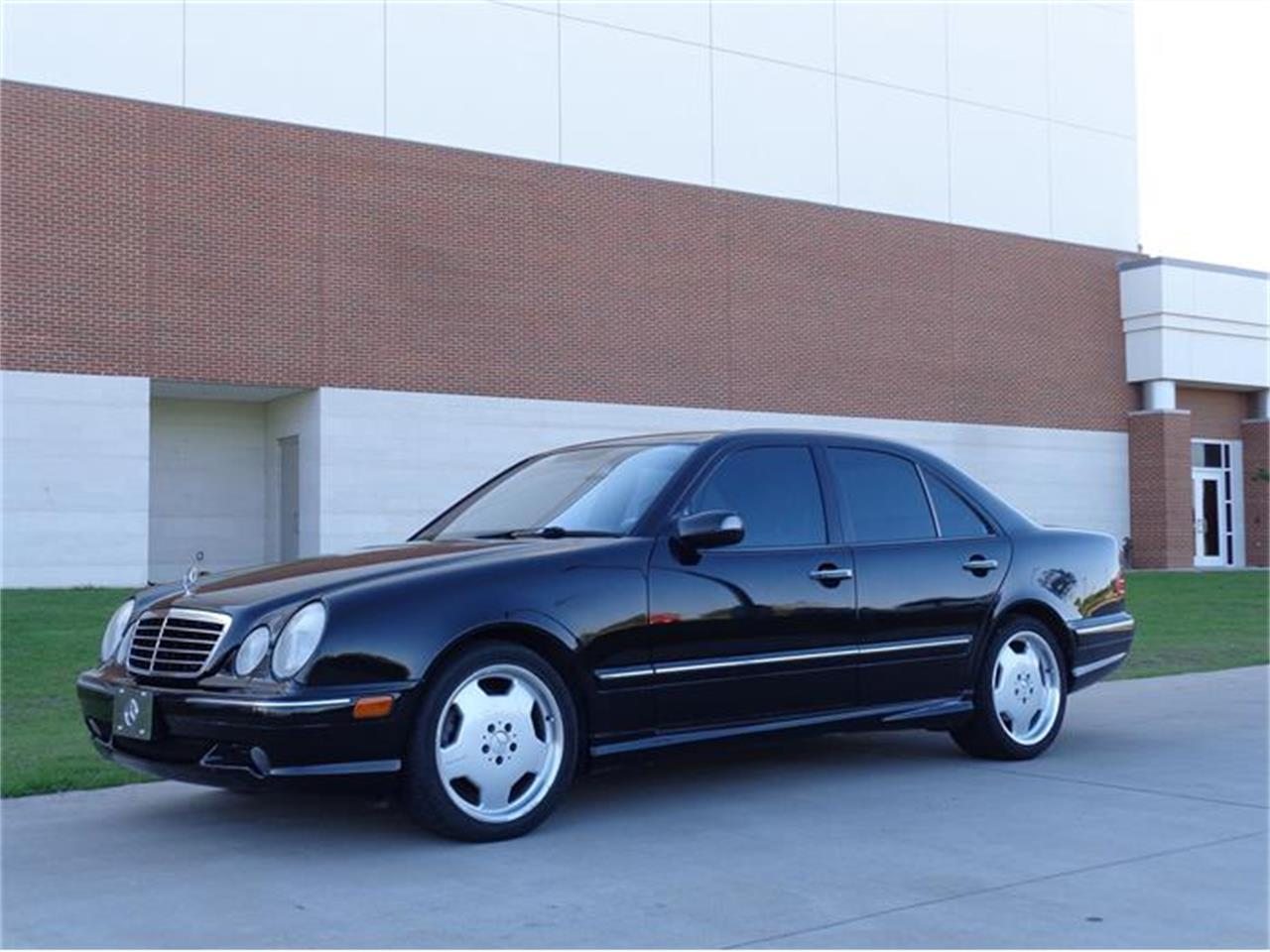 Large Picture of 2001 E55 located in Texas Offered by Enthusiast Motor Cars of Texas - HUJ9