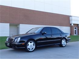 Picture of 2001 Mercedes-Benz E55 located in Rowlett Texas Offered by Enthusiast Motor Cars of Texas - HUJ9