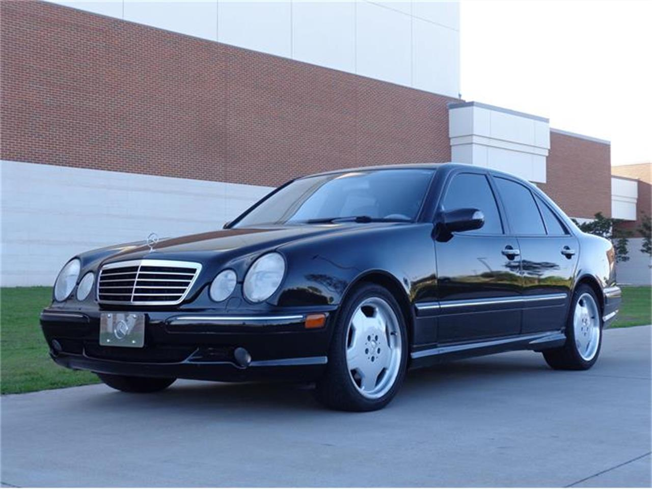 Large Picture of '01 E55 Offered by Enthusiast Motor Cars of Texas - HUJ9