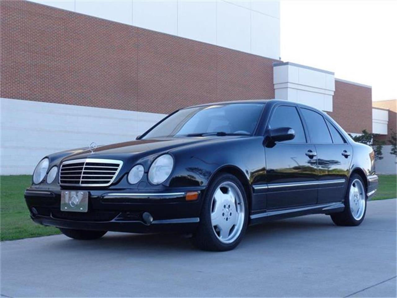 Large Picture of 2001 Mercedes-Benz E55 located in Texas Offered by Enthusiast Motor Cars of Texas - HUJ9