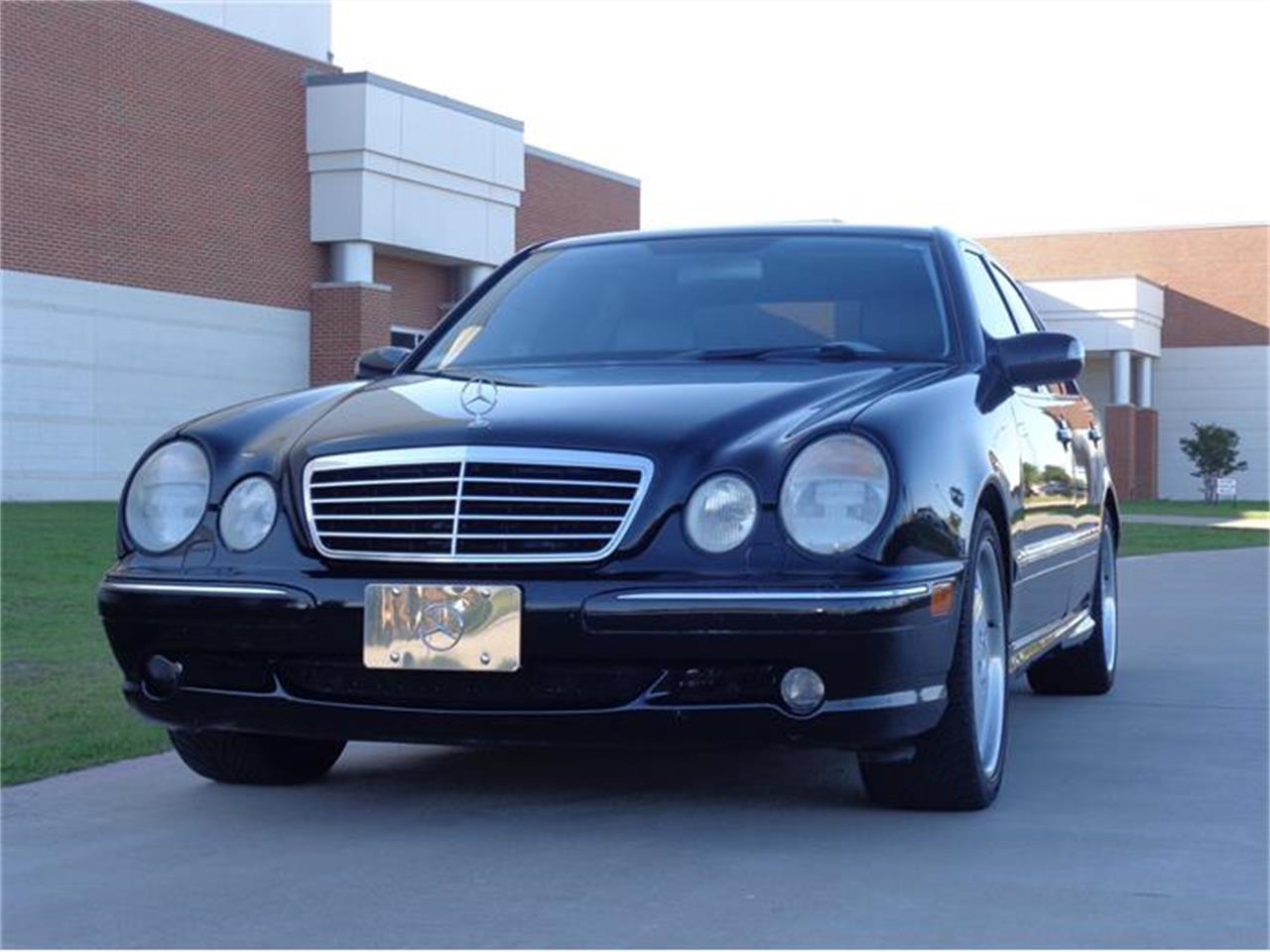 Large Picture of 2001 E55 - HUJ9