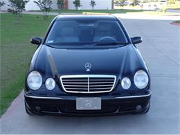 Picture of 2001 E55 located in Rowlett Texas - $12,200.00 Offered by Enthusiast Motor Cars of Texas - HUJ9