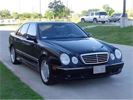 Picture of '01 E55 located in Texas - $12,200.00 Offered by Enthusiast Motor Cars of Texas - HUJ9